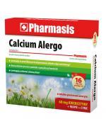 PHARMASIS Calcium Alergo - 16 tabl. - Apteka internetowa Melissa