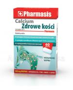 PHARMASIS Calcium Zdrowe Kości - 60 tabl. - Apteka internetowa Melissa