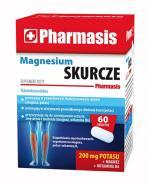 PHARMASIS Magnesium Skurcze - 60 tabl. Bez kartonowego opakowania  - Apteka internetowa Melissa