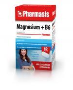 PHARMASIS Magnesium+B6 - 60 tabl. - Apteka internetowa Melissa