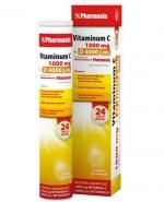 PHARMASIS Vitaminum C 1000 mg + D 4000 j.m. - 24 tabl. - Apteka internetowa Melissa