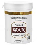 PILOMAX WAX COLOURCARE ARABICA Maska regenerująca do włosów farbowanych ciemne kolory - 240 g - Apteka internetowa Melissa