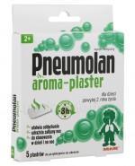 PNEUMOLAN AROMA-PLASTER - 5 szt. - Apteka internetowa Melissa