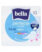 BELLA PERFECTA ULTRA BLUE Podpaski - 10 szt. - Apteka internetowa Melissa