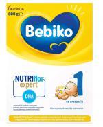 BEBIKO 1 Mleko modyfikowane początkowe dla niemowląt - 800 g - Apteka internetowa Melissa