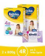 BEBIKO 4R JUNIOR Mleko modyfikowane następne dla niemowląt - 2x800 g + + PREZENT Kubek niekapek - Apteka internetowa Melissa