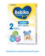 Bebiko Comfort 2 Mleko na kolki i zaparcia - 350 g uszkodzone opakowanie kartonowe - Apteka internetowa Melissa