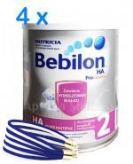 BEBILON 2 HA PROEXPERT Mleko modyfikowane w proszku - 4 x 400 g + prezent bransoletka - Apteka internetowa Melissa