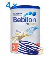 BEBILON 3 PROFUTURA Mleko modyfikowane w proszku - 4 x 800 g + prezent bransoletka - Apteka internetowa Melissa