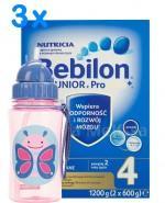 BEBILON 4 JUNIOR Z PRONUTRA Mleko modyfikowane w proszku - 3 x 1200 g + Bidon GRATIS ! - Apteka internetowa Melissa