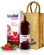 BIOVITAL Zdrowie płyn - 1000 ml + Torebka  - Apteka internetowa Melissa