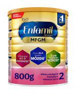 ENFAMIL 2 PREMIUM LIPIL 6-12 mcy Mleko modyfikowane - 800 g + Prezent Bepanthen baby maść - 30 g  - Apteka internetowa Melissa