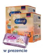 ENFAMIL 3 PREMIUM powyżej 1 roku Mleko modyfikowane - 2 x 1200g + Prezent Chusteczki BubaLuba - Apteka internetowa Melissa