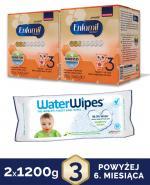 ENFAMIL 3 PREMIUM powyżej 1 roku Mleko modyfikowane - 2x1200g + Bepanthen baby extra - 30 g  - Apteka internetowa Melissa