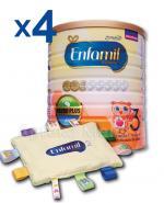 ENFAMIL 3 PREMIUM powyżej 1 roku Mleko modyfikowane - 4 x 800 g + Przytulanka GRATIS !  - Apteka internetowa Melissa