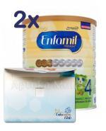 ENFAMIL 4 PREMIUM powyżej 2 roku Mleko modyfikowane - 2 x  800 g + Teczka na dokumenty dziecka GRATIS ! - Apteka internetowa Melissa