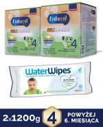 ENFAMIL 4 PREMIUM powyżej 2 roku Mleko modyfikowane - 2x1200 g + Bepanthen baby extra - 30 g  - Apteka internetowa Melissa
