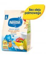 NESTLE Kaszka mleczno-ryżowa banan jabłko gruszka, po 6 miesiącu - 230 g + BOBO FRUT Sok pomidor, winogrona i marchew po 6 m-cu - 300 ml GRATIS ! - Apteka internetowa Melissa