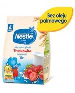 NESTLE Kaszka mleczno-ryżowa truskawka, po 6 miesiącu - 230 g + 20% GRATIS ! - Apteka internetowa Melissa