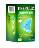 NICORETTE Freshmint 4 mg - 105 szt. Data ważności: 2017-10-30 - Apteka internetowa Melissa