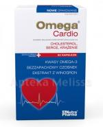 OMEGA CARDIO + CZOSNEK - 60 kaps.+ Prezent Artreum ochrona stawów - 15 kaps.  - Apteka internetowa Melissa