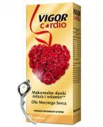 VIGOR CARDIO Tonik bezalkoholowy - 1000 ml + Upominek GRATIS !  - Apteka internetowa Melissa