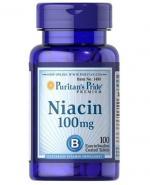 PURITAN'S PRIDE Niacyna - 100 tabl. - Apteka internetowa Melissa