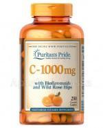 PURITAN'S PRIDE Witamina C 1000 mg - 250 kaps. - Apteka internetowa Melissa