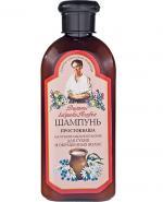 RECEPTY BABCI AGAFII Szampon do włosów suchych i farbowanych Zsiadłe mleko - 350 ml - Apteka internetowa Melissa