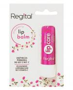 REGITAL STRAWBERRY LIP CARE Odżywcza pomadka do ust - 4,9 g - Apteka internetowa Melissa