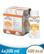 RESOURCE 2.0 Smak ananas-mango - 4 x 200 ml - Apteka internetowa Melissa
