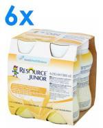 RESOURCE JUNIOR Smak waniliowy - 24 x 200 ml - Apteka internetowa Melissa