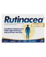 RUTINACEA SENIOR - 180 tabl. - Apteka internetowa Melissa
