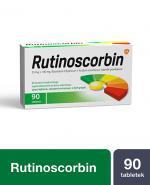 RUTINOSCORBIN - 90 tabl. na odporność