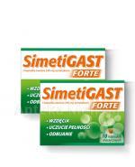 SimetiGAST FORTE 240 mg - 20 kaps. + 10 kaps. GRATIS !  - Apteka internetowa Melissa