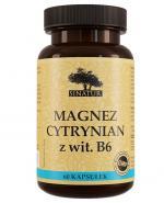Swanson Cytrynian wapnia + Magnez - Apteka internetowa Melissa