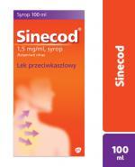 SINECOD Syrop na kaszel - 100 ml