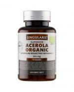 SINGULARIS SUPERIOR ACEROLA ORGANIC 250 mg - 120 kaps. Data ważności: 2018.10.30 - Apteka internetowa Melissa