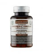SINGULARIS SUPERIOR CURCUMIN C3 COMLEX + BIOPERINE - 70 kaps. - Apteka internetowa Melissa