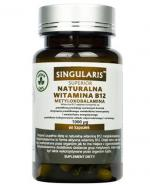 SINGULARIS SUPERIOR Naturalna witamina B12 - 60 kaps. - Apteka internetowa Melissa