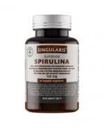 SINGULARIS SUPERIOR SPIRULINA - 60 kaps. - Apteka internetowa Melissa