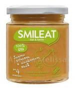 SMILEAT Jabłko, gruszka z dodatkiem zbóż po 4 m-cu - 230 g - Apteka internetowa Melissa