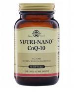 SOLGAR NUTRI NANO COQ-10 - 50 kaps. - Apteka internetowa Melissa