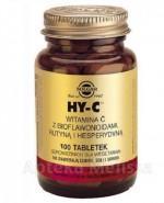 SOLGAR HY-C WITAMINA C z bioflawonoidami - 100 tabl. - Apteka internetowa Melissa