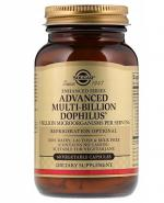 SOLGAR ADVANCED MULTIBILLION DOPHILUS - 60 kaps. - Apteka internetowa Melissa