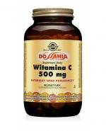 SOLGAR Witamina C 500mg, smak pomarańczowy - 90 pastylek do ssania - Apteka internetowa Melissa