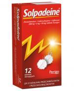 SOLPADEINE - 12 tabl. mus. - Apteka internetowa Melissa