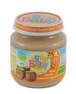 SUN BABY Wołowina Bio - 125 g - Apteka internetowa Melissa