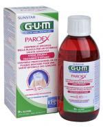 SUNSTAR GUM PAROEX Płyn do płukania jamy ustnej 0,12% CHX - 300 ml - Apteka internetowa Melissa