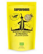 SUPERFOODS Białko konopne w proszku- 150 g - Apteka internetowa Melissa